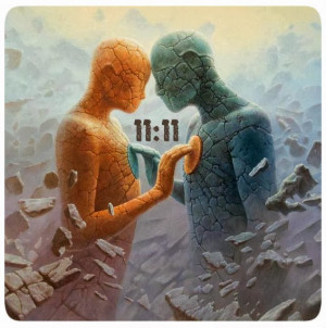 The Twin Flame & 11:11