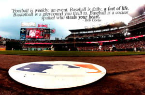 ... baseball quotes? Am I dreaming? This is amazing.Goodness, I love this