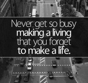 Busy | Living | Life