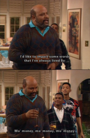 Pieces of Everyday Wisdom From Uncle Phil