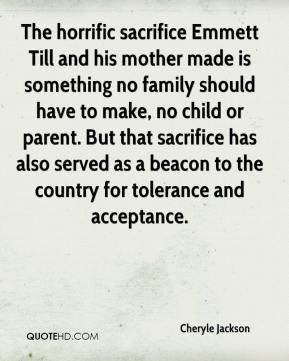 Emmett Tills Mother Quotes