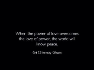 Peace and Justice quote