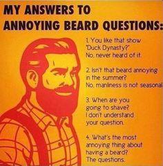 Beard Quotes