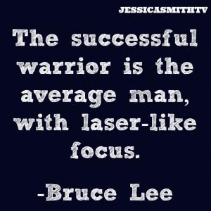 Bruce Lee quotes, warrior, focus, fitness inspiration, fitspo ...