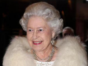 Queen Elizabeth , 84, became a great-grandmother for the first time ...