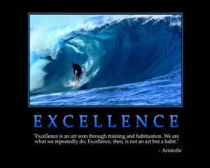 EXCELLENCE - Motivational Wallpapers