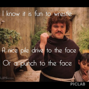 Quotes, Nachos Libre Quotes, Funniest Things, Nacho Libre Funny, Funny ...