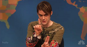... , Hader tackles just about every role SNL 's writers throw at him