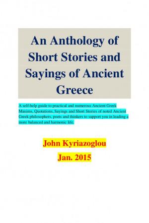 Anthology of Ancient Greek Sayings