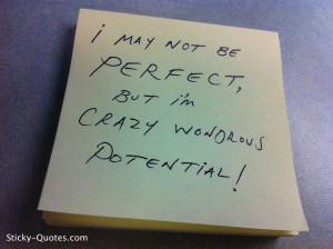 Crazy Quotes Crazy wondrous potential!