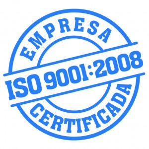 ISO 9001 2008 Certified Logo