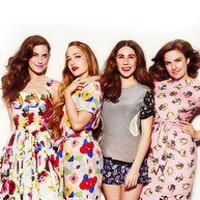 along with Allison Williams Jemima Kirke and Zosia Mamet Enjoy