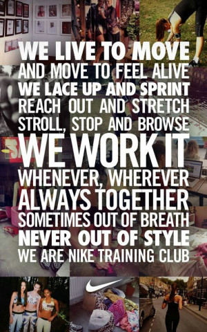 Download HERE >> Good Work From Nike Quotes