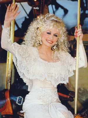 dolly parton vintage dollywood