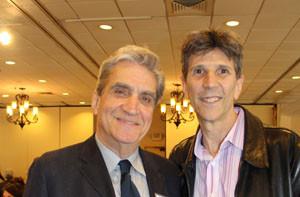 Robert Pinsky at Care Center Gala 2014