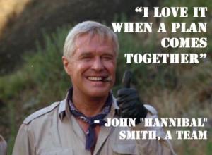 ... together
