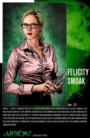 felicity smoak meme - photo #36
