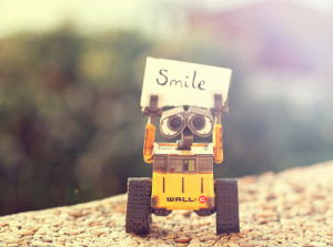 Amazing Cute Photography Pretty Robot