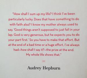 Audrey Hepburn Quotes On Marriage