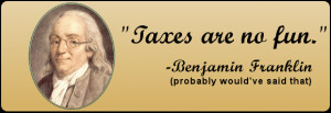 Taxes Quotes