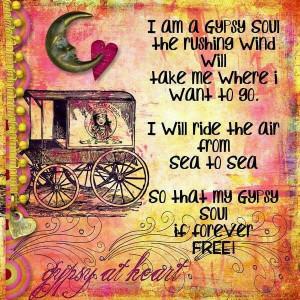 Gypsy: #Gypsy at Heart.
