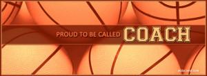 Basketball Coach Facebook Cover