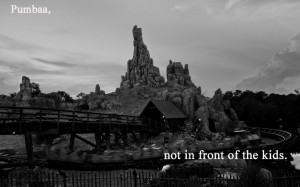 Silly Disney Quotes Over Majestic Images of Disney Parks   Oh My ...