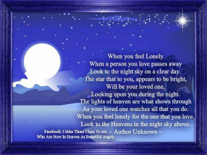 missing a loved one who died quotes