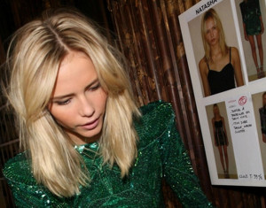 Natasha Poly Hair Color — blonde hair brown eyes
