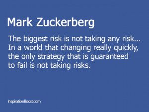 Risk Quotes Taking risk quotes
