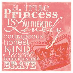 Princess Wall Art   Princess Party
