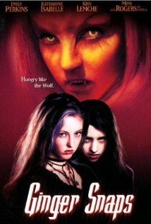 Ginger Snaps (2000) Poster