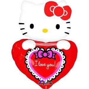 Hello Kitty I Love You Sister