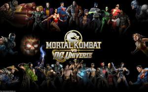 ... Mortal Kombat Video Game Mortal Kombat Vs. DC Universe 282132
