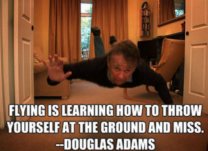 douglas-adams-quote-flying