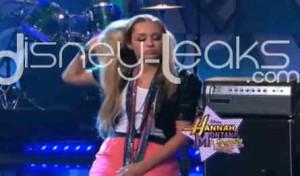 Hannah Montana Revela Seu