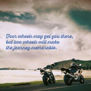 Quotes About Riding Motorcycles