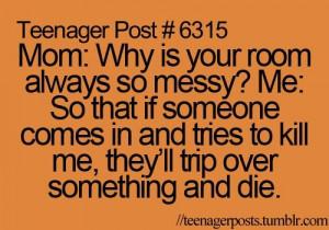 ... , My Rooms, Funny, So True, Teenage Posts, True Stories, Teen Quotes