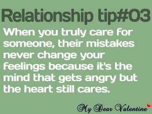 Best Care Quotes Relationship Tip