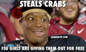 CrabGate Memes: Jameis Winston Steals Crab Legs From Publix