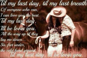 Cowboy love