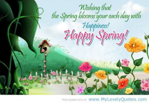 happy spring quotes spring quotes for kids on nomi