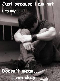 Sad love wallpapers for boys with Quotes