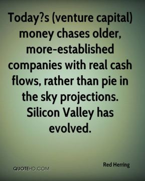 Red Herring - Today?s (venture capital) money chases older, more ...