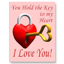 Key To My Heart Quotes The quote i love the best