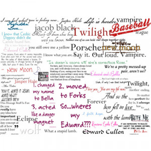 Twilight quotes and sayings - Polyvore
