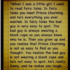 Prince Charming....