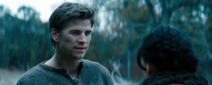 Gale (Liam Hemsworth) en Los juegos del hambre: En llamas