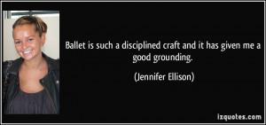 More Jennifer Ellison Quotes