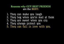 Why Guys Make Great Best Friends